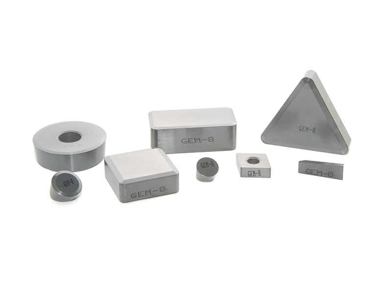 GEM-8™ inserts will replace the current GEM-7™ grade